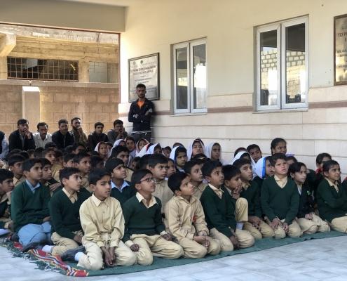 TCF, pakistan, educate, schools, learn, environment