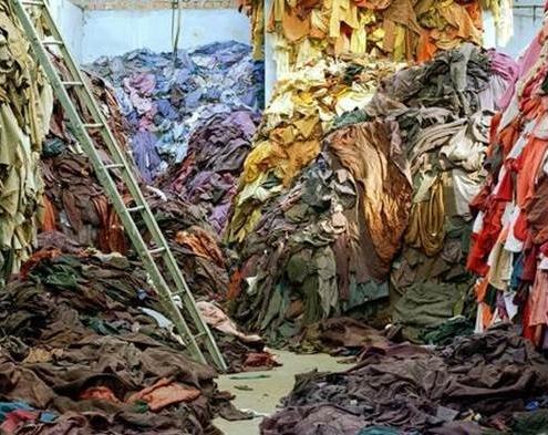 fashion, sustainability, environment, pollution, landfill, waste, shopping