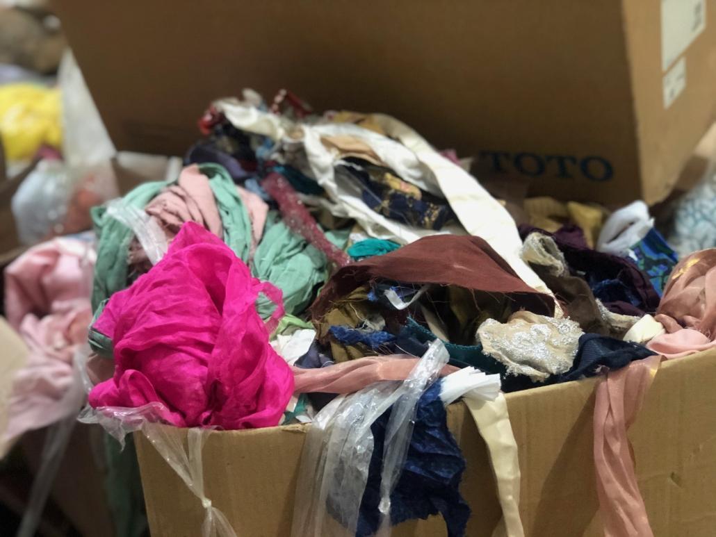 rana liaquat craftsmen colony, ngo, pakistani, fashion, textile waste, charity, upcycling